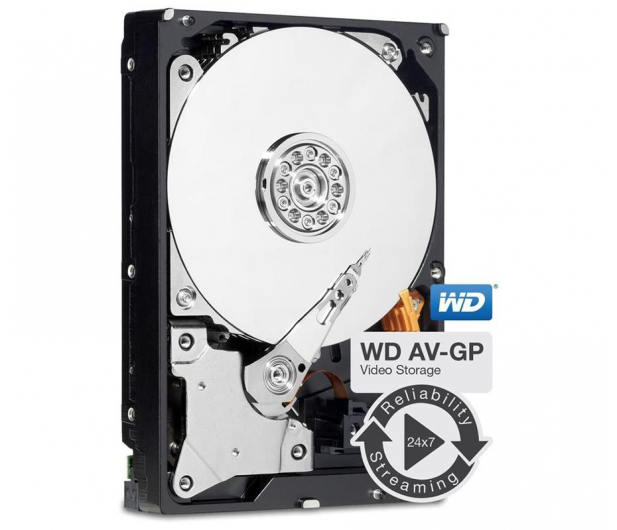 WD 3TB IntelliPower 64MB AV-GP - 152831 - zdjęcie