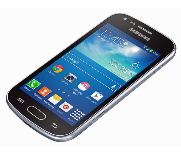 Samsung Galaxy Trend Plus S7580 czarny - 170126 - zdjęcie 2