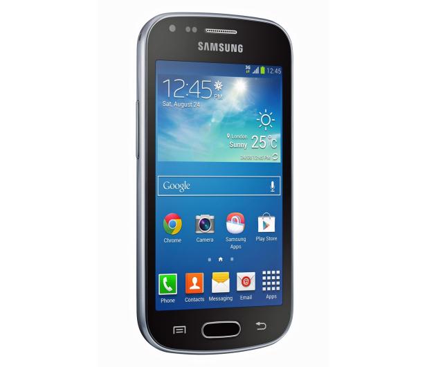 Samsung Galaxy Trend Plus S7580 czarny - 170126 - zdjęcie