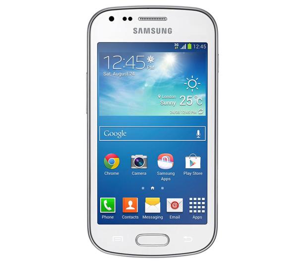Samsung Galaxy Trend Plus S7580 biały - 170124 - zdjęcie