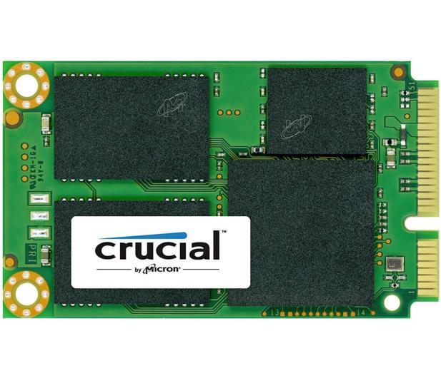 Crucial 128GB 1,8'' mSATA SSD M550 - 179675 - zdjęcie