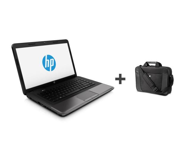 HP 250 1000M/4GB/500/DVD-RW + Torba  - 151094 - zdjęcie