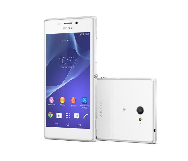 Sony Xperia M2 Lte Bialy Smartfony I Telefony Sklep Komputerowy X Kom Pl