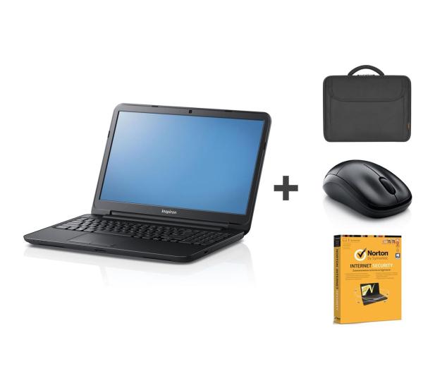 Dell Inspiron 3521 i3-3217U/4GB/500 HD7670M+ZESTAW - 166845 - zdjęcie