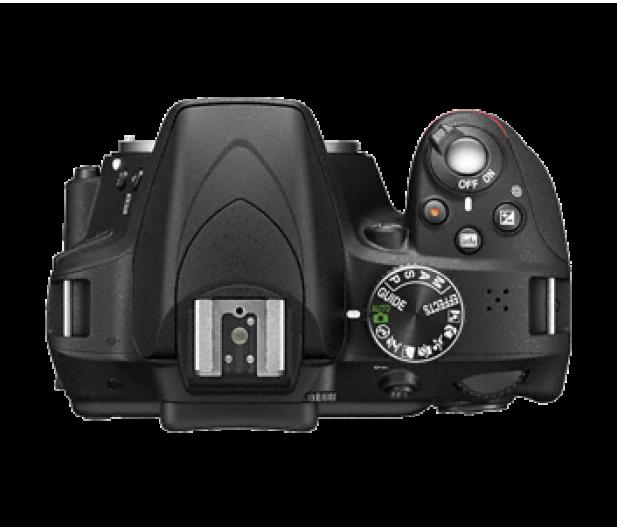 Nikon D3300 czarny +AF-S VR DX 18-105  - 180686 - zdjęcie 3