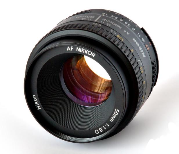 Nikon Nikkor AF 50mm f/1.8D  - 188491 - zdjęcie 3