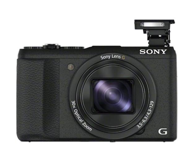 Sony DSC-HX60 czarny - 177373 - zdjęcie 3
