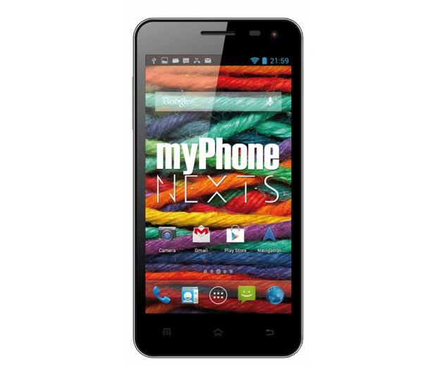 myPhone NEXT S - 183454 - zdjęcie