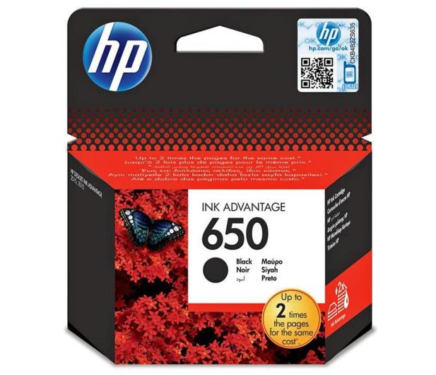 HP 650 CZ101AE black 360str. - 116666 - zdjęcie