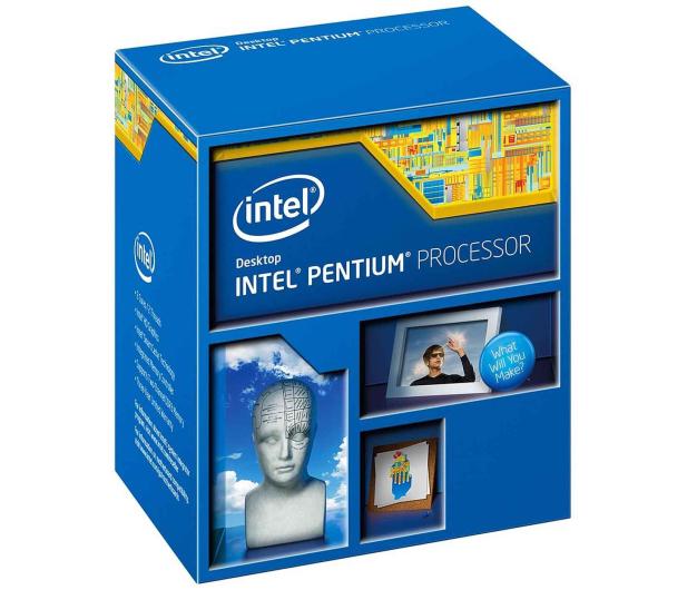 Intel G3450 3.40GHz 3MB BOX - 185277 - zdjęcie