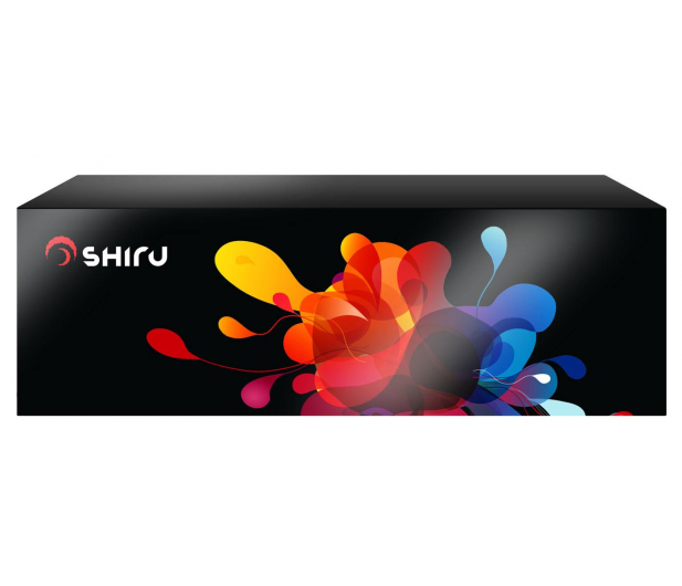 SHIRU SHB-TN1030 black 1000 str. (TN-1030) - 180183 - zdjęcie 2