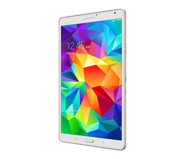 Samsung Galaxy Tab S 8.4 AMOLED T705 QC/16GB LTE biały - 190148 - zdjęcie 3