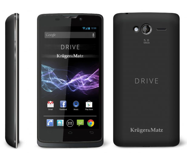 Kruger&Matz DRIVE 2 czarny - 201167 - zdjęcie 3