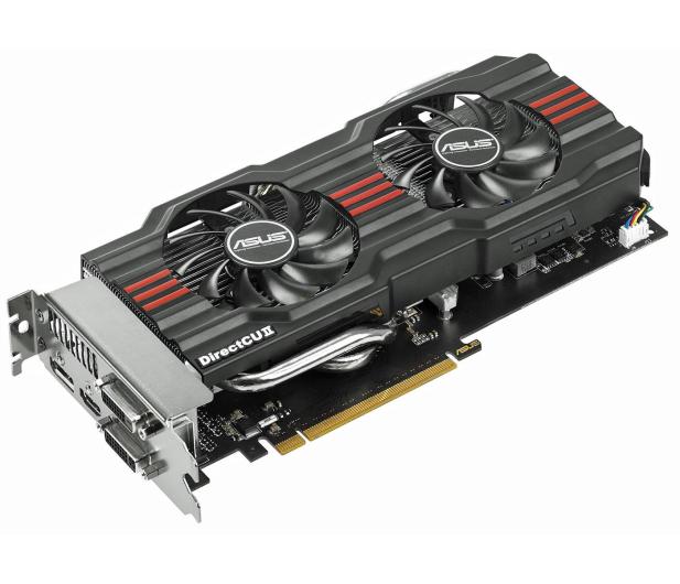 ASUS GeForce GTX660 2048MB 192bit DirectCu II OC - 106132 - zdjęcie