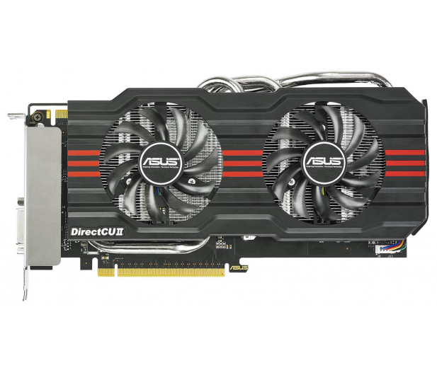 ASUS GeForce GTX660 2048MB 192bit DirectCu II OC - 106132 - zdjęcie 2