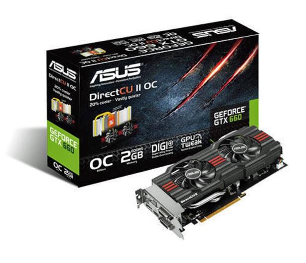 ASUS GeForce GTX660 2048MB 192bit DirectCu II OC - 106132 - zdjęcie 5