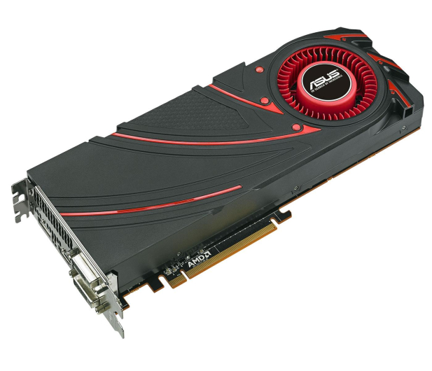 ASUS R9 290X DRIVERS UPDATE