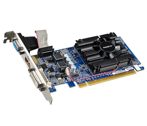 Gigabyte GeForce GT210 1024MB 64bit Low Profile - 69374 - zdjęcie 2