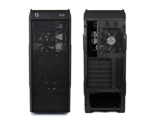 SilentiumPC Gladius M30 Pure Black - USB 3.0  - 201588 - zdjęcie 4