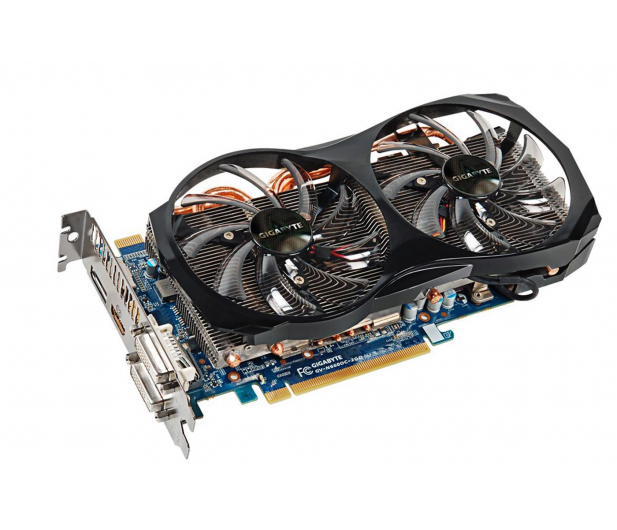 Gigabyte GeForce GTX660 2048MB 192bit OC - 106041 - zdjęcie