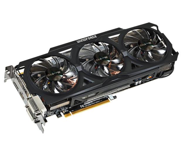 Gigabyte Radeon R9 270X 2048MB 256bit WindForce 3X OC - 160597 - zdjęcie