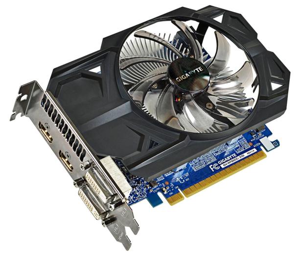 Gigabyte GeForce GTX750 2048MB 128bit OC - 180226 - zdjęcie