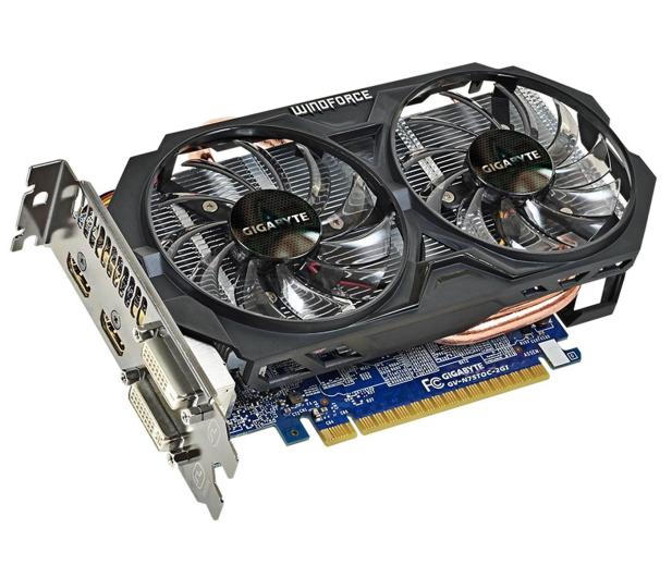 Gigabyte GeForce GTX750Ti 2048MB 128bit OC - 174900 - zdjęcie 2