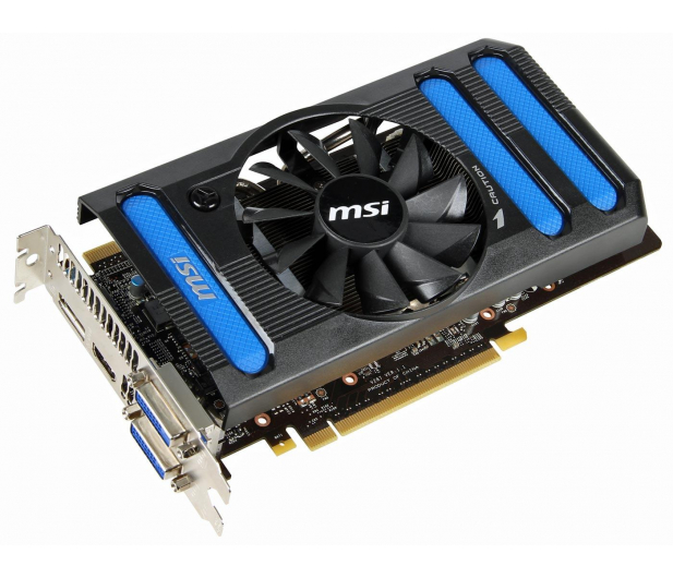 MSI GeForce GTX660 2048MB 192bit OC - 118803 - zdjęcie