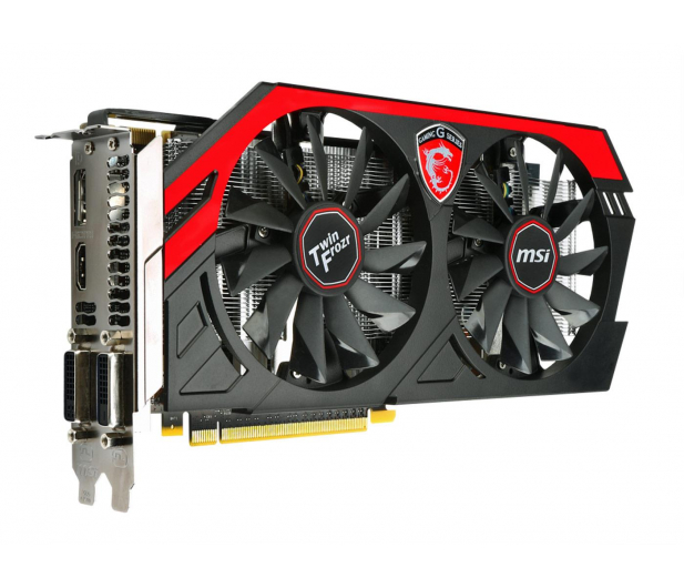 MSI GeForce GTX660 2048MB 192bit Gaming OC - 159799 - zdjęcie 4