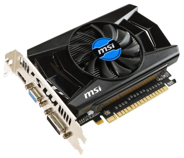 MSI GeForce GTX750 2048MB 128bit OC V1 - 187486 - zdjęcie
