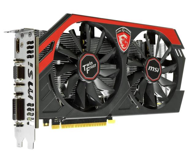 MSI GeForce GTX750Ti 2048MB 128bit Twin Frozr OC - 174903 - zdjęcie 3