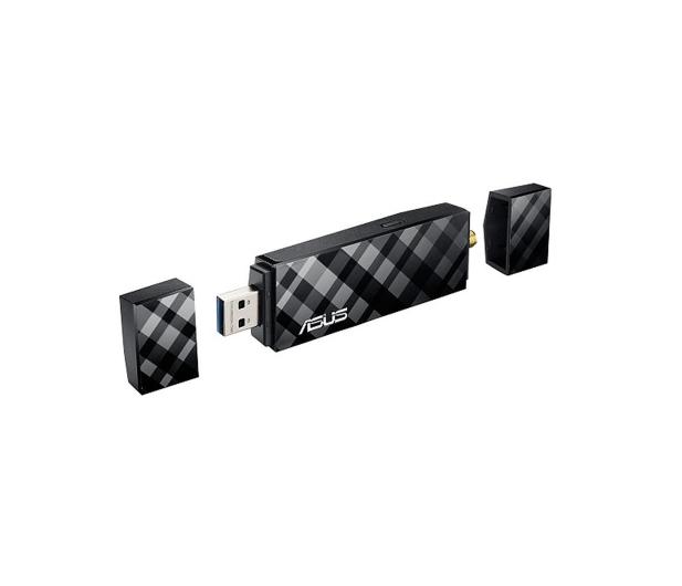 ASUS USB-AC56 (1300Mb/s a/b/g/n/ac) USB 3.0 - 167793 - zdjęcie 5
