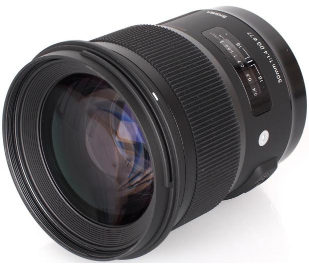 Sigma A 50mm f1.4 Art DG HSM Canon - 189277 - zdjęcie 4