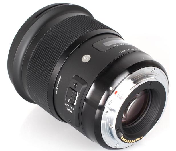 Sigma A 50mm f1.4 Art DG HSM Nikon - 231560 - zdjęcie 5