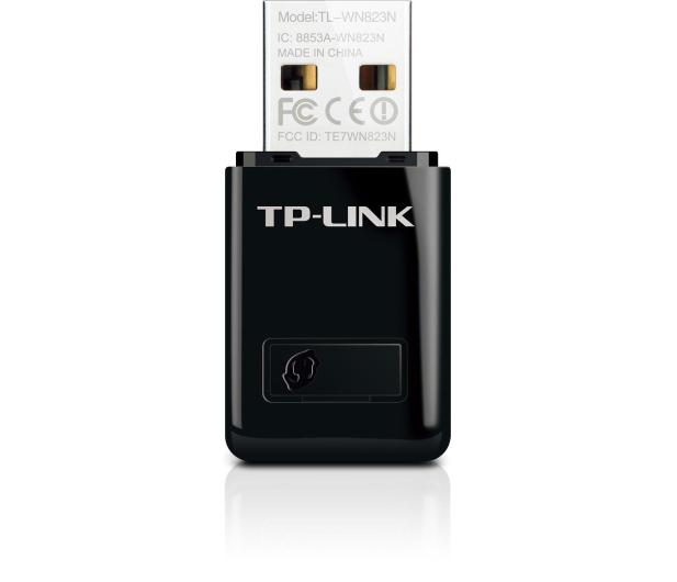 TP-Link TL-WN823N mini (802.11b/g/n 300Mb/s) WPS - 104149 - zdjęcie 3