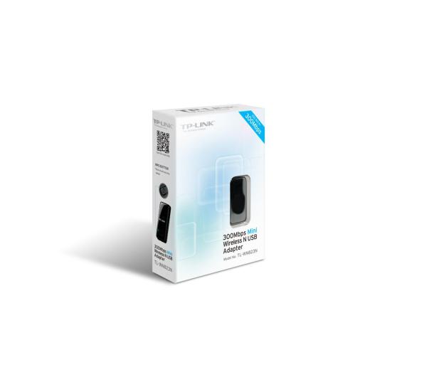 TP-Link TL-WN823N mini (802.11b/g/n 300Mb/s) WPS - 104149 - zdjęcie 6