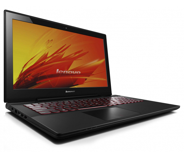 Lenovo Y50-70 i7-4720HQ/16GB/256/7HP64X GTX960M - 241028 - zdjęcie