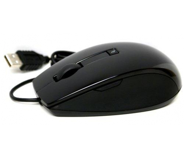 Dell Laser Mouse USB czarna  - 187051 - zdjęcie 2