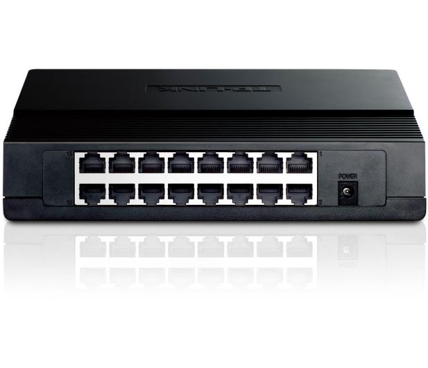 TP-Link 16p TL-SF1016D (16x10/100Mbit) - 26797 - zdjęcie 2