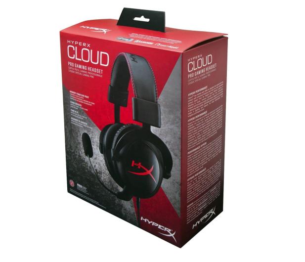 HyperX Cloud Headset (czarne) - 190028 - zdjęcie 5