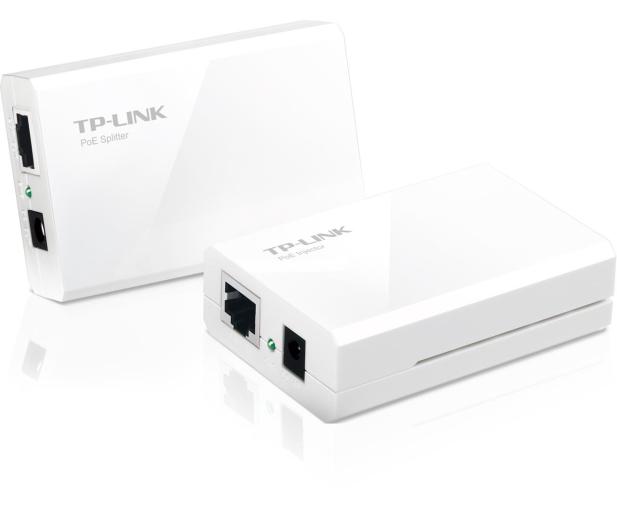 TP-Link Zestaw adapterów PoE TL-POE200 nadajnik+odbiornik - 200611 - zdjęcie
