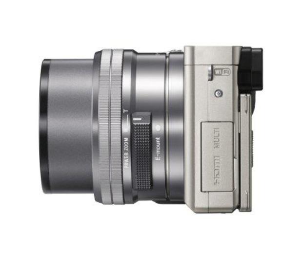 Sony ILCE A6000 + 16-50mm srebrny - 189760 - zdjęcie 5