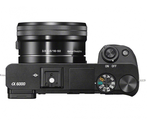 Sony ILCE A6000 + 16-50mm czarny - 189759 - zdjęcie 2