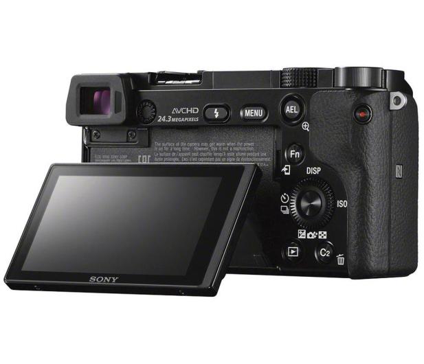 Sony ILCE A6000 + 16-50mm czarny - 189759 - zdjęcie 3