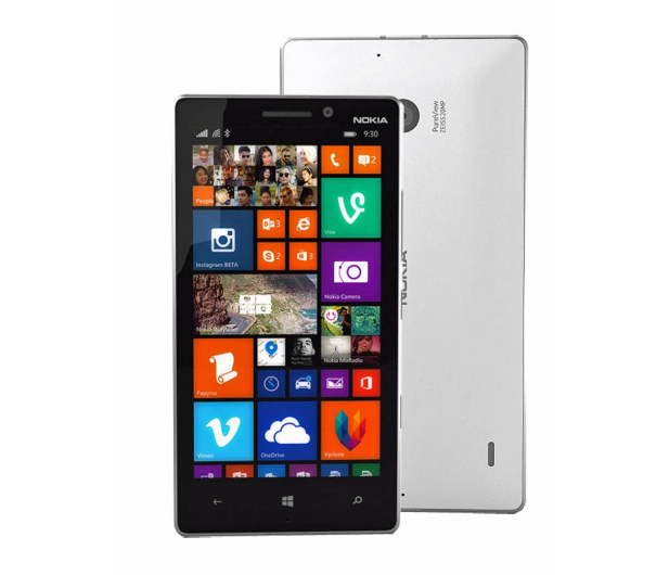 Nokia Lumia 930 biały - 202891 - zdjęcie