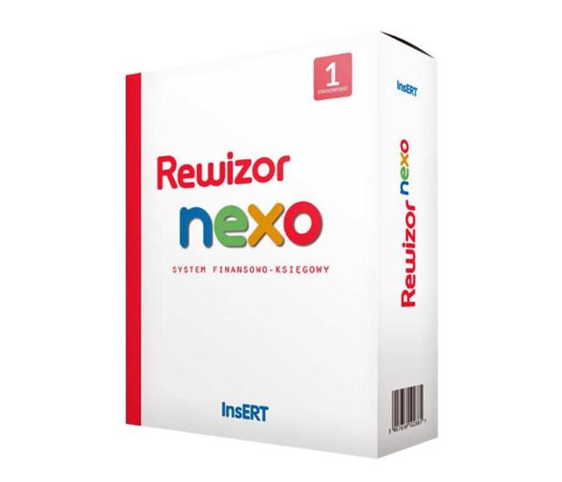 InsERT Rewizor Nexo (Księgowość i finanse) - 202888 - zdjęcie
