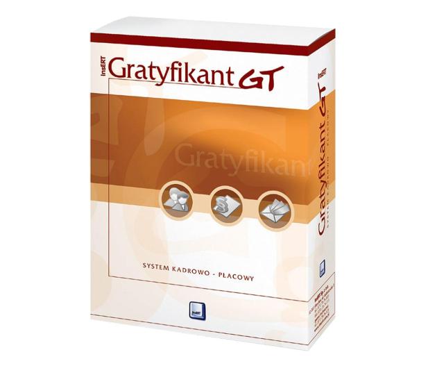 InsERT Gratyfikant GT (Kadry i płace) - 202889 - zdjęcie