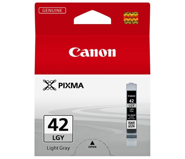 Canon CLI-42LGY light grey (do 835 zdjęć) - 203204 - zdjęcie