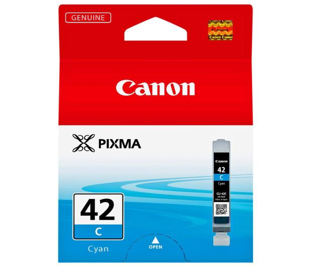 Canon CLI-42C cyan (do 600 zdjęć) - 203205 - zdjęcie