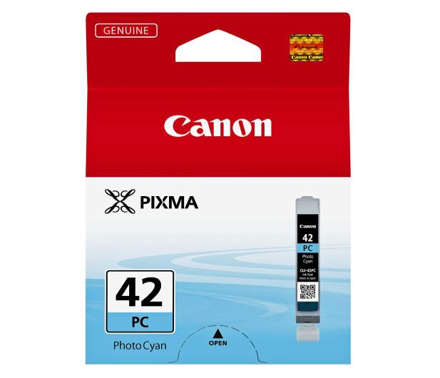 Canon CLI-42PC foto cyan (do 292 zdjęć) - 203208 - zdjęcie